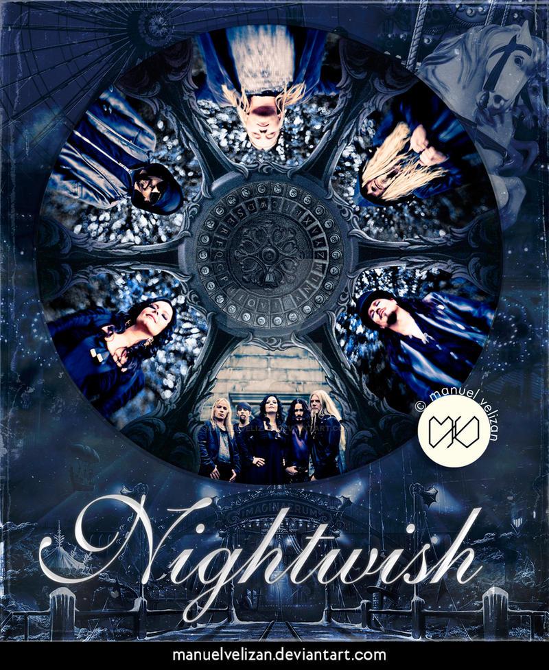Nightwish - Imaginaerum by manuelvelizan