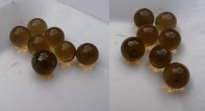 Colored Glass Balls 07