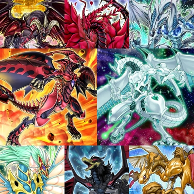 Yugioh 5ds Signers Signer Dragons ...