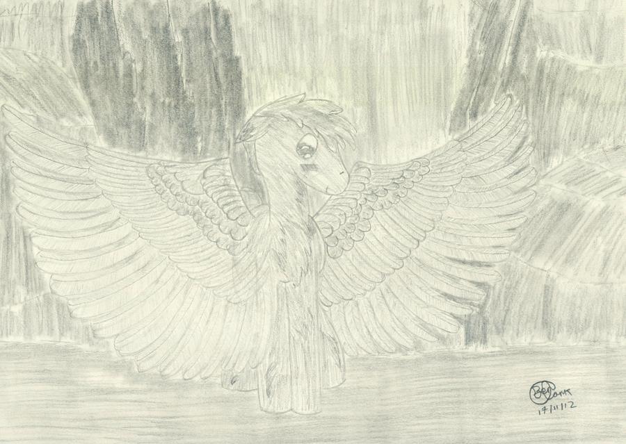 Wing dump project: Matt by Dogezon