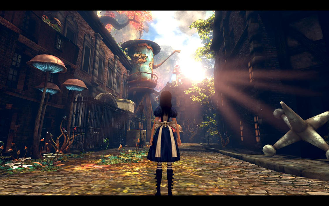 Alice Madness Returns by h3ls1ng
