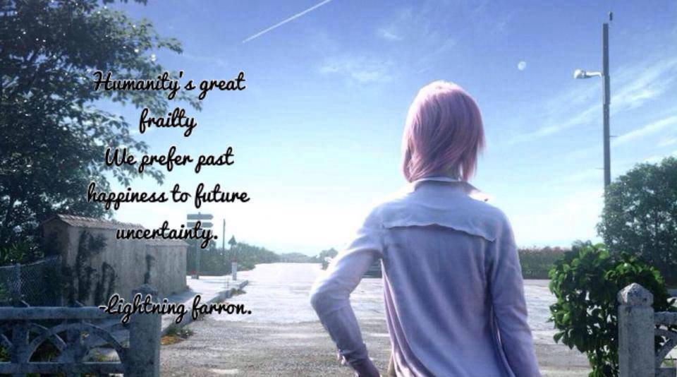 My favorite Quote edit (Lightning Farron) by Lenaleekitkat