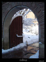 Archway by jadeoracle