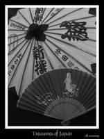 Treasures of Japan by jadeoracle