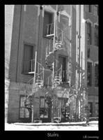 Stairs by jadeoracle