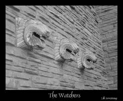 The Watchers by jadeoracle