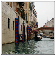 Icons of Venice by jadeoracle