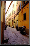 Sidestreets of Florence