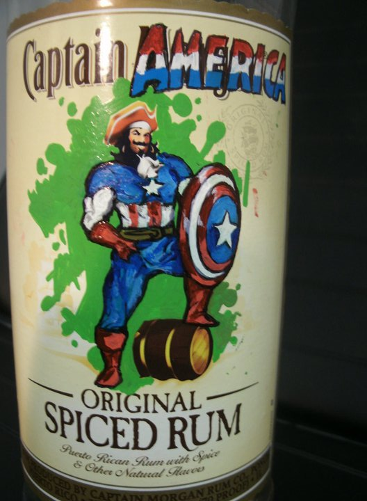 Captain America Morgan