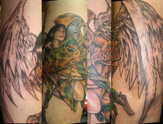 8a83b844a ShannonRitchie 15 12 Angel Tattoo by ShannonRitchie