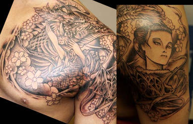 8d6e8f704 ShannonRitchie 1 2 Geisha-Dragon First Session by ShannonRitchie