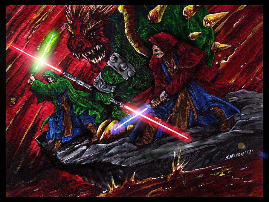 Super Jedi Brothers