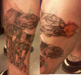 27032db80 ShannonRitchie 11 0 Imperial Walkers Tattoo by ShannonRitchie