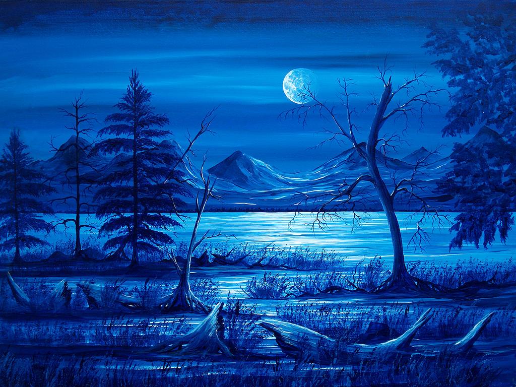 EL MUNDO EN TODO SU ESPLENDOR - Página 4 Blue_moon_winter_by_marquitos