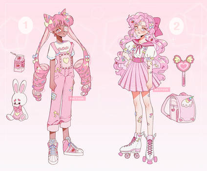 Pink Adopts [CLOSED]