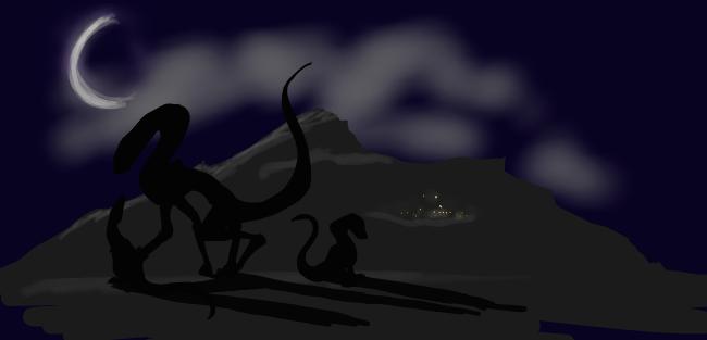 Cairn Wraith refsheet by xankr