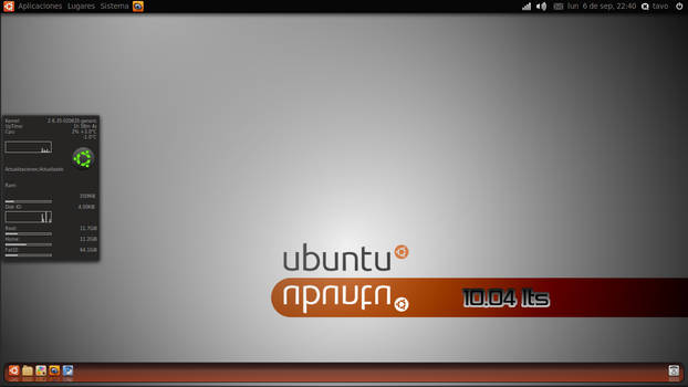 desktop ubuntu