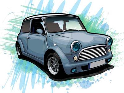 Custom Mini by flatfourdesign