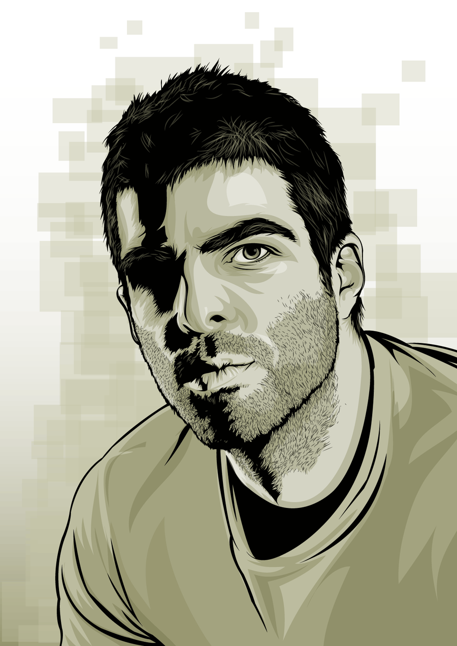 Sylar from Heroes by flatfourdesign