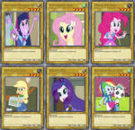 Equestria Girls Cards