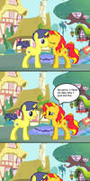 CometShimmer: The First Kiss