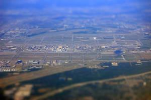 Dallas Fort-Worth Airport
