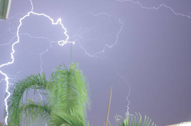 Another electrical storm