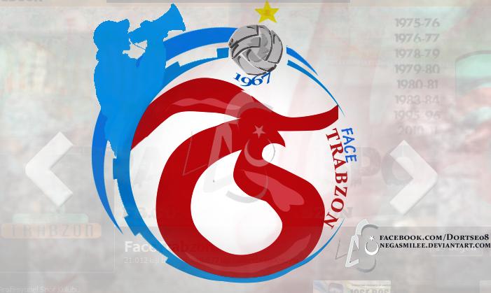Trabzonspor Logo Face Trabzon By Negasmilee On DeviantArt