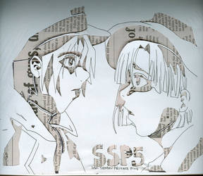 Sam Shindou Private Five by kumatali