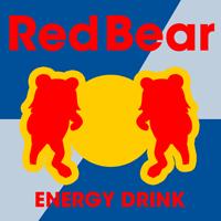 Red Bear by ShootaB