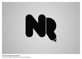 Personal Logotype by niklasrosen
