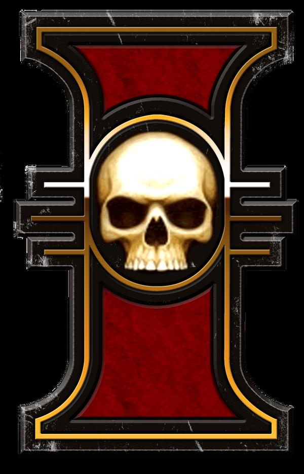 Warhammer Daemonhunters logo by Pizzasemmel