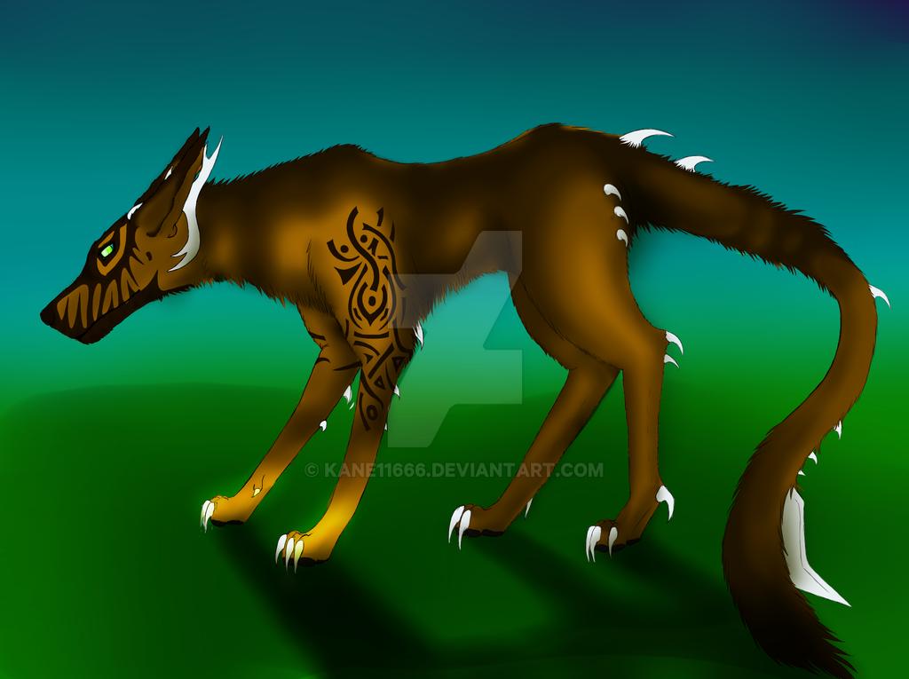 Pubg By Sodano On Deviantart: Hellhound Tesla By Kane11666 On DeviantArt