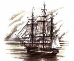 ship by KingKummerton