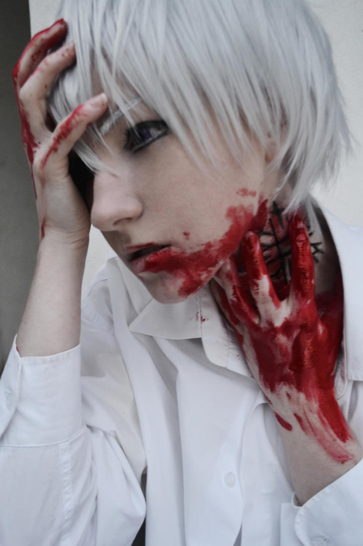 Vampire Knight Zero Kiryu by ryuuki-ayu on DeviantArt Zero Vampire Knight Cosplay