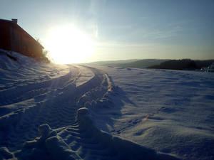 Die Sonne...