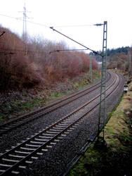 When comes the train?