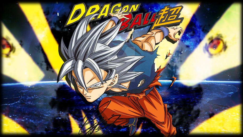 Dragonball the movie wallpaper