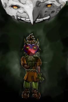 Majora's Mask Color