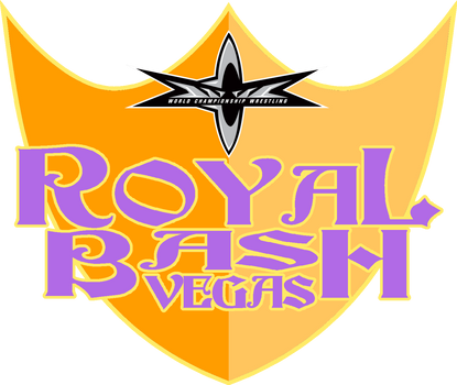 WCW Royal Bash Vegas Ready to Rumble Logo V1 by JDizzy01913
