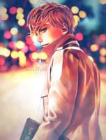 Light Yagami: The Dark Passenger by Yinamon