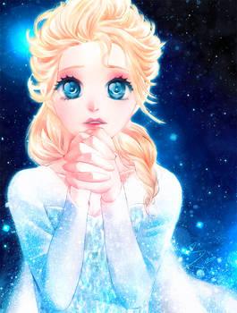Elsa: Hear my prayers