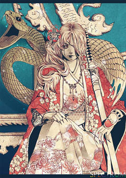 The Snake Empress