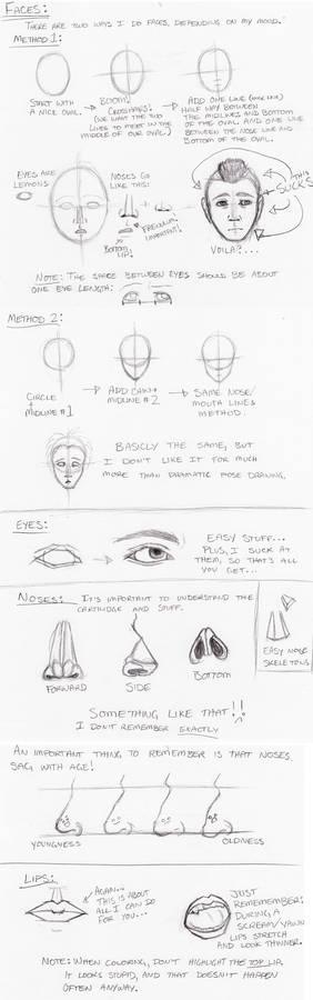 Face Tutorial Part 1