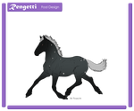 Foal Design 1013 by MistTheElf