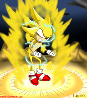 Super Sonic by Liscobe