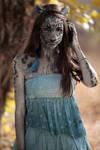 Blue Dress Pard
