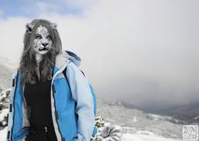 Legend of Snow Leopard Mountain by Rkelic