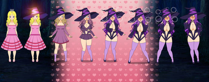 Let Me Bewitch You (TF Sequence)