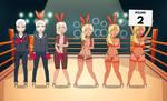 (TF TG) Boxing Bunny